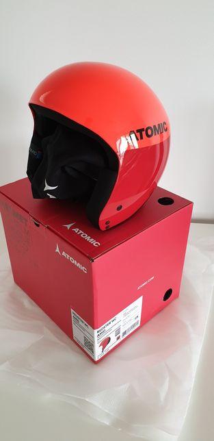 Kask narciarski Atomic Redster WC Amid Carbon aramid L 58-59 poc