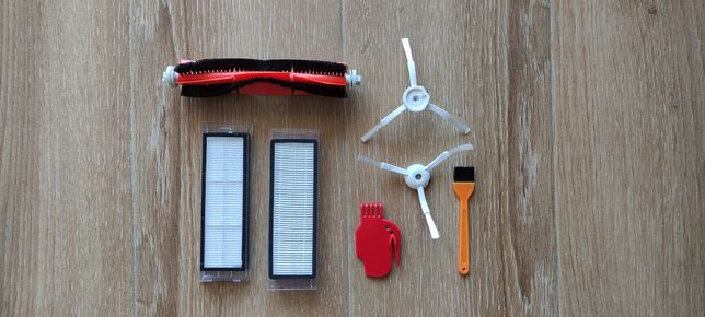 Acessórios kits para xiaomi roborock s50 s51 e25 s5 e20 c10