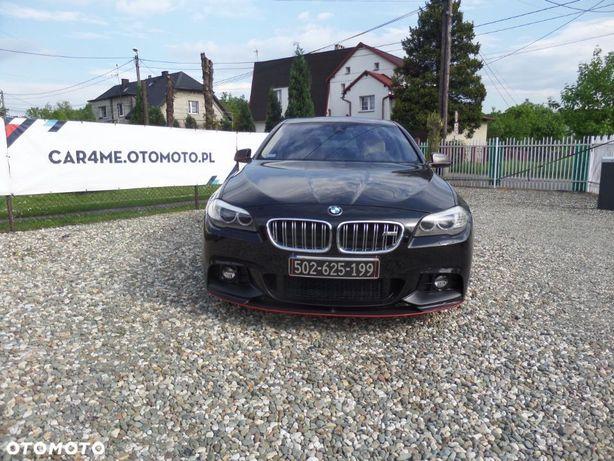 BMW Seria 5 520 D Bi Xenon Kremowy środek Jeden Właściciel Europa