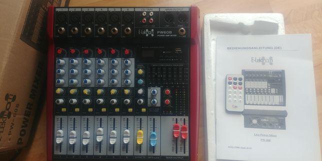 Mixer elektrom p608 pilot pudelko