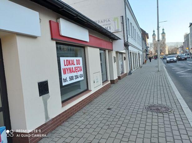 Lokal użytkowy na wynajem, Centrum Bielsko-Biała