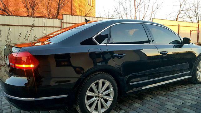 Европовороты на VW Passat b7, CC USA, задняя ПТФ, чтение ошибок