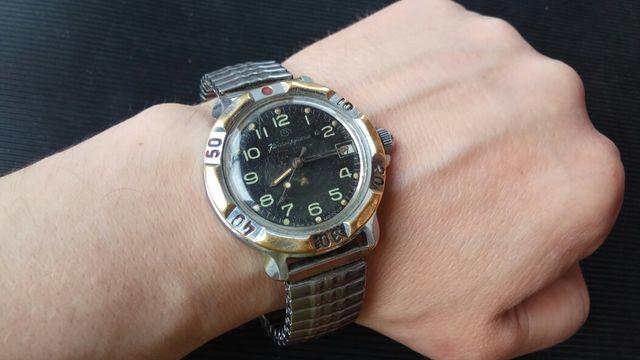Часы Командирские Восток СССР