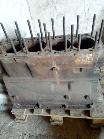Блок двигателя Д-65 ЮМЗ