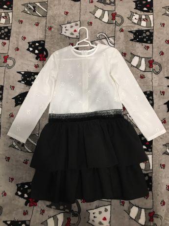 Nowa dziecięca sukienka roz. 128