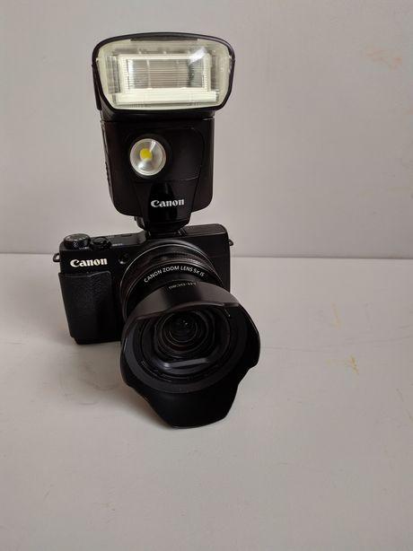 Продам Canon G1x mii + Canon ex320