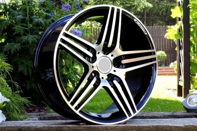 Литые диски R16 5x112 Mercedes A B C E S Vito AMG R17 R18 R19 ML GL G