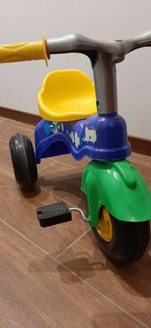 Rowerek na pedały dla dziecka