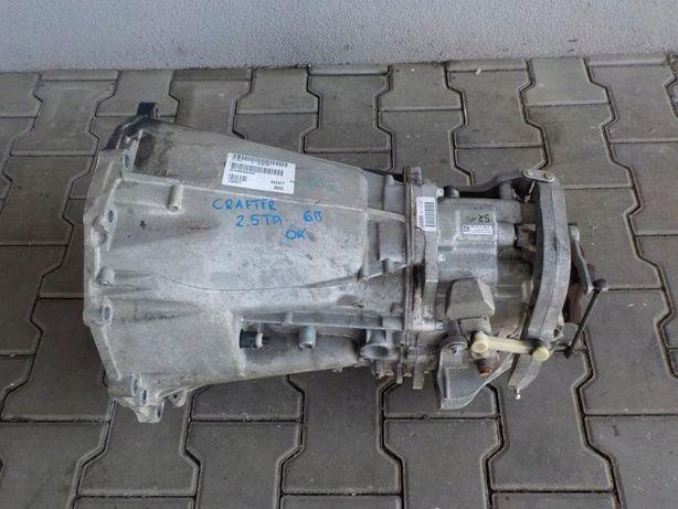 Коробка передач КПП АКПП Volkswagen Crafter Фольксваген Крафтер 2.5TDI