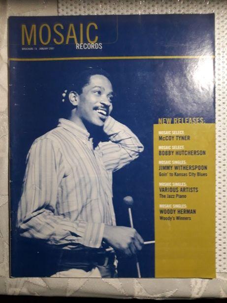 Mosaic Records - Brochure 73