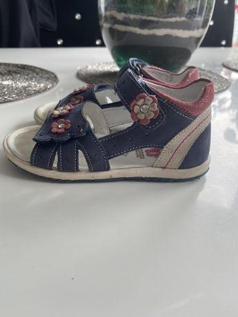 Sandałki Lasocki 24 wkładka 16cm