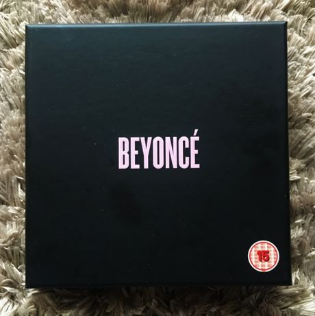 CD + DVD - BEYONCÉ (Platinum Edition) Box Set - Beyoncé, 2014
