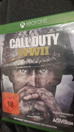 Call Of duty WWII 2 xbox one