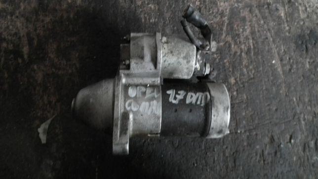 Rozrusznik opel astra 2 corsa c combo c 1.7 DTL DTI