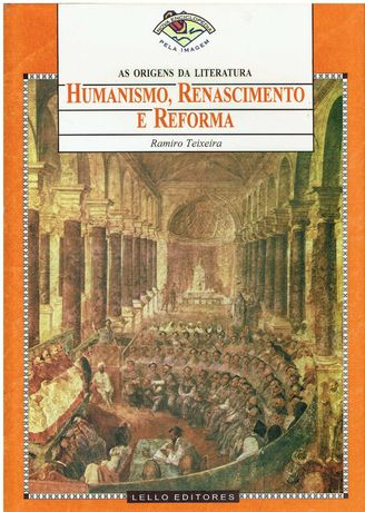 11736  As origens da literatura   de Ramiro Teixeira.