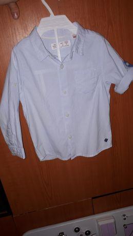 Рубашка на мальчика zara, р.92