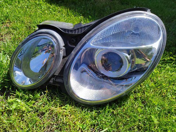 Reflektor Mercedes W211 E Klasa Lampa Lewy Przód