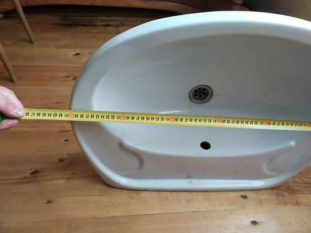 Umywalka 60 cm  z nogą