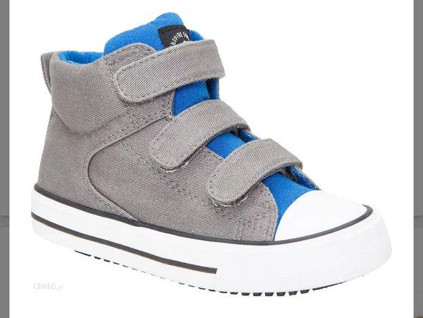 NOWE Buty chłopięce 4F sportowe JOBMC102 - 26