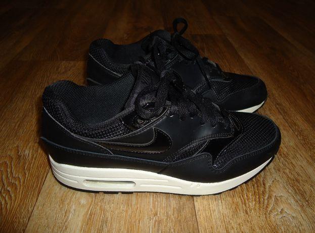 Женские кроссовки Nike Wmns Air Max 1 Black