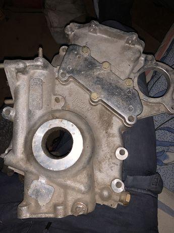 Кришка двигуна Москвич