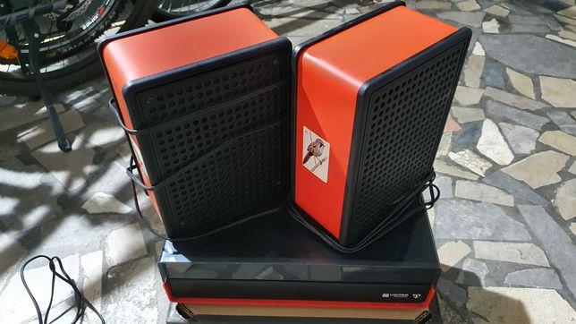 Sprzedam zestaw gramofonowy z głośnikiem WG 417 Stereo Lux  Foniki