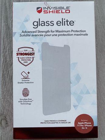 Iphone 11 Pro  XS  X szkło ZAGG Elite Glass  z Gwarancja Wymiany