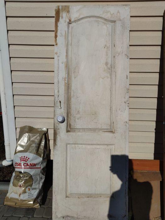 Дверь межкомнатная б/у Харьков - изображение 1