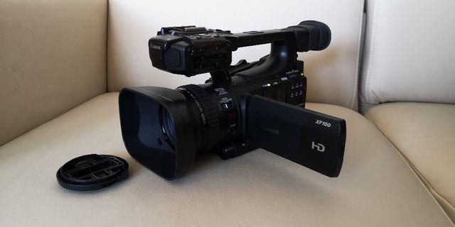 Kamera Canon XF100 - OKAZJA !