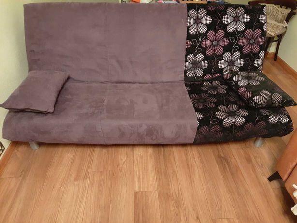 Kanapa, sofa rozkładana z pojemnikiem
