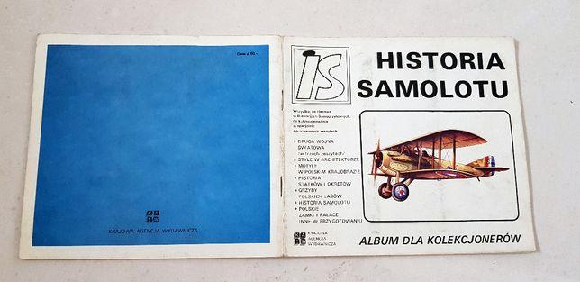 Historia Samolotu Album dla Kolekcjonerów IS #11