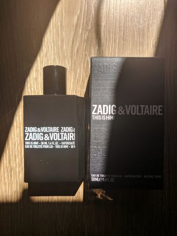 Perfume Zadig & Voltaire This is Him 50ml
