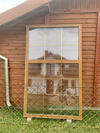 Drzwi wejsciowe szklane - super stan