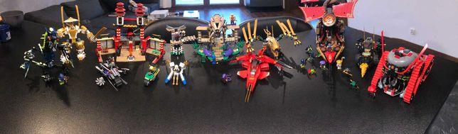 LEGO NINJAGO - największy zestaw