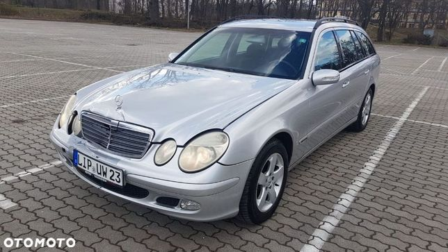 Mercedes-Benz Klasa E 100% sprawny ubezpieczony. Bardzo ładny stan.