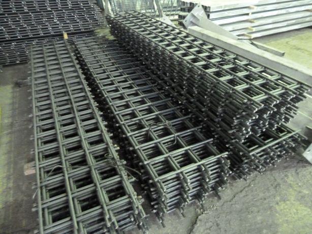 сетка сварочная армировочная 100х100х3/100х100х4/50х50х3 от производит
