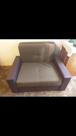 Fotel rozkladany amerykanka IDEALNA