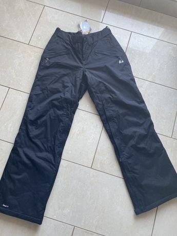 Nike ACG czarne spodnie zimowe damskie,na narty, sanki L/40 nowe