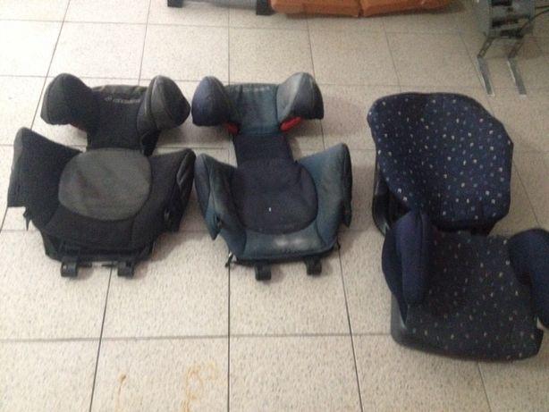 vendo cadeiras auto criança