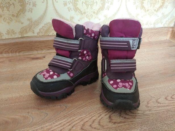 Зимние ботинки сапожки ботинки зомові