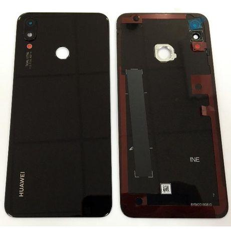 Tampa traseira vidro Huawei P Smart plus