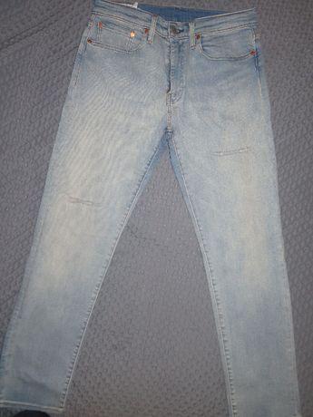 502 jeansy Levis męskie nowe