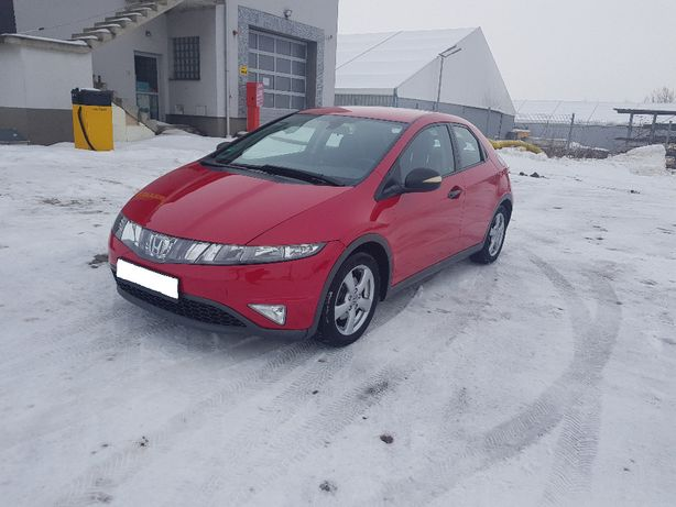 Honda Civic VIII Bezwypadek Super Stan