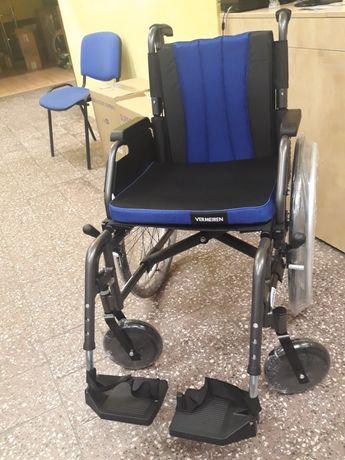 Wózek inwalidzki alum. do 120 kg refundowany w 100 % !