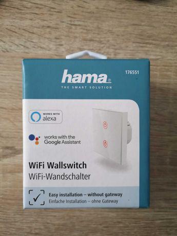 Interruptor Inteligente WiFi Hama - App e assistentes
