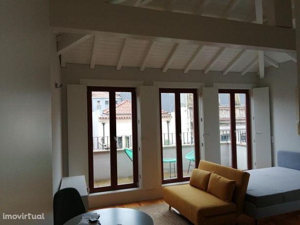 Apartamento T0, centro do Porto