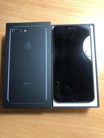 Telemóvel iphone 7 plus com 256gb.Preto.