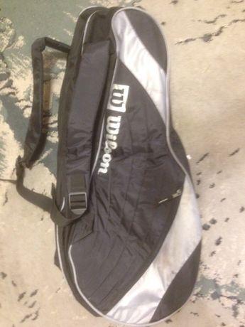 torba do tenisa czarna