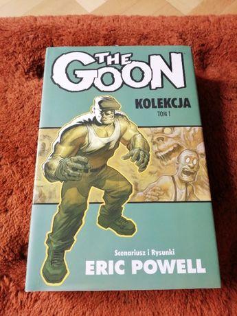 "Komiks ""The Goon t.1"" Eric Powell"