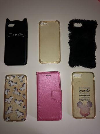 Case/etui na iphone 7/8